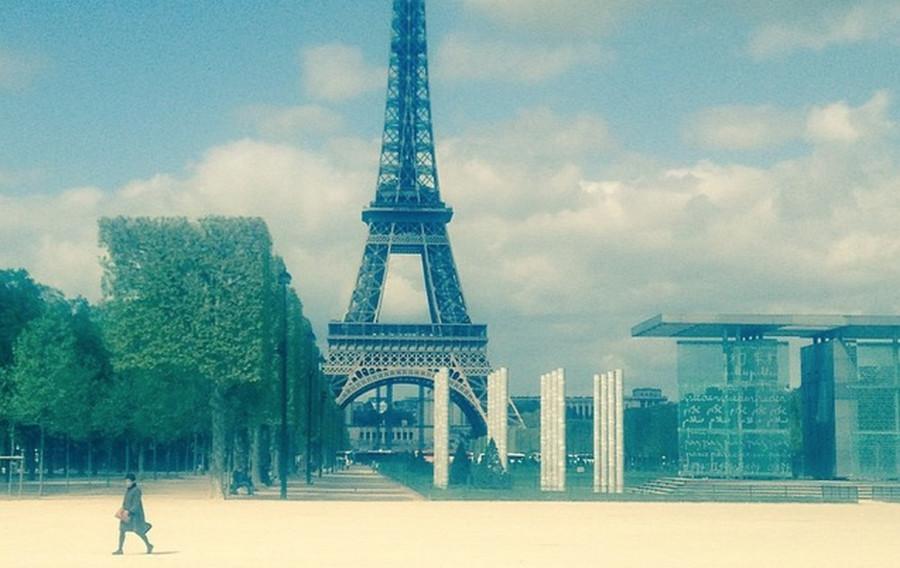 """Rick já dizia: """"Nós sempre teremos Paris""""!"""