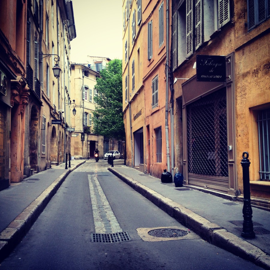 Ah, a Provença….