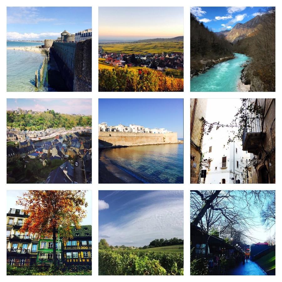 As 10 cidades mais fofas que visitei em 2016