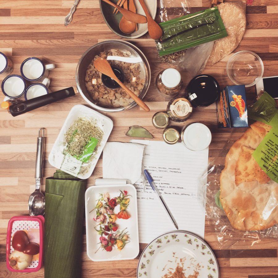 Filmes e Documentários sobre comida