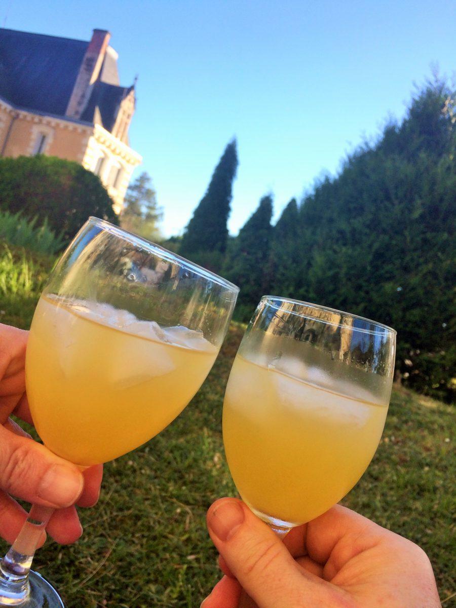 Caipirinha de Limão e Tangerina