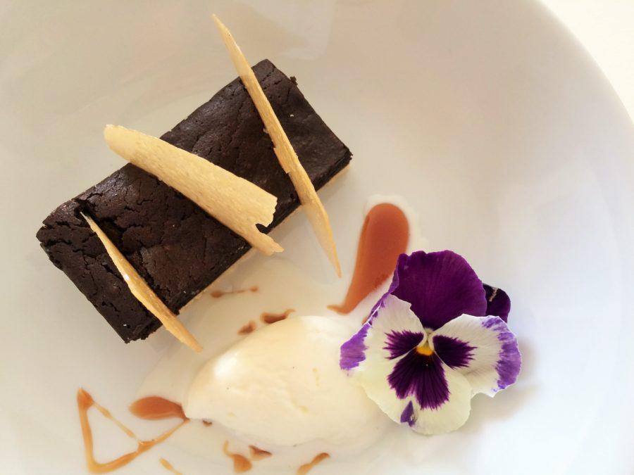 Torta Fudge de Chocolate