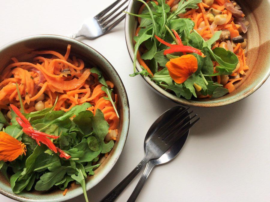 Noodles de Batata Doce