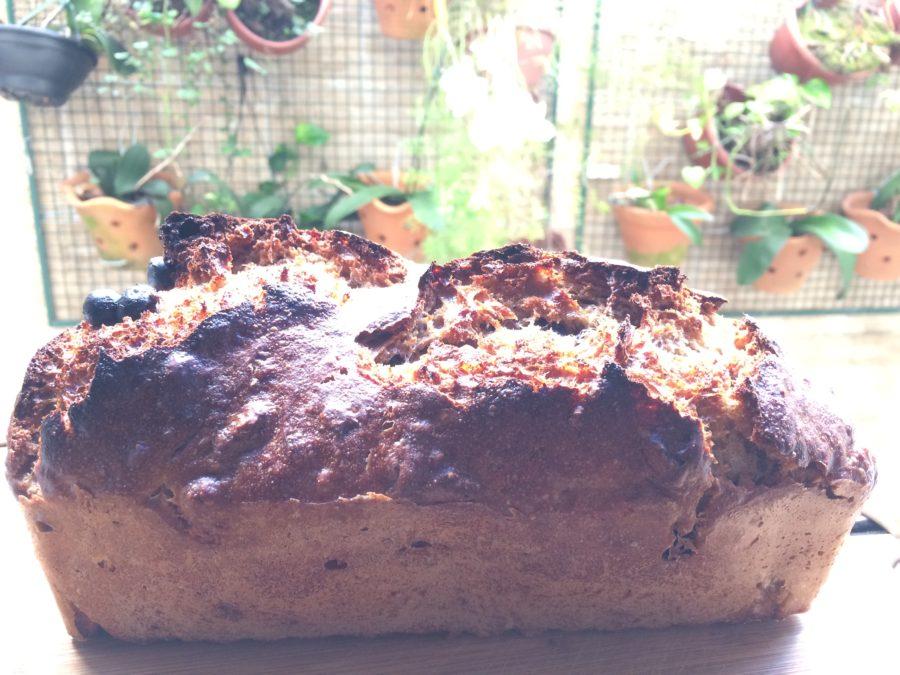 Pão da Márcia, o segundo da série 'Um pão para cada amigo': Especiarias, Nozes, Whisky e Uva Passa {Levain}