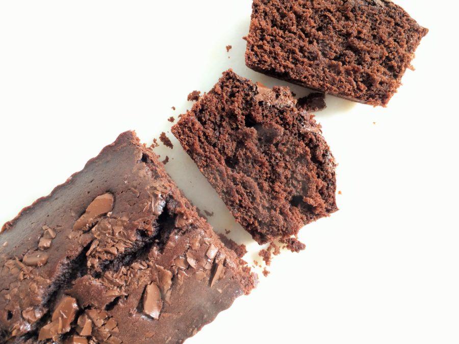 Meu bolo de chocolate favorito